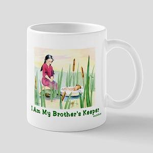 My Brother's Keeper Passover Mug