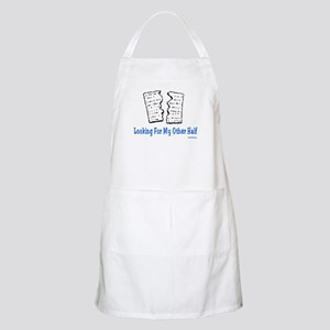My Other Half Passover Apron