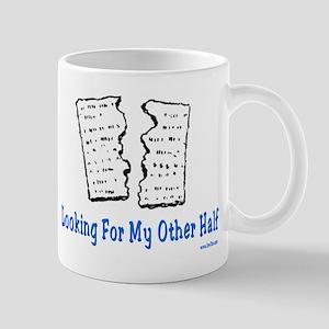My Other Half Passover Mug