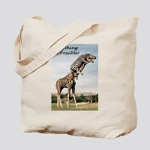 Anything is possible Tote Bag