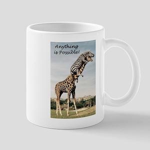 Anything is possible Mug