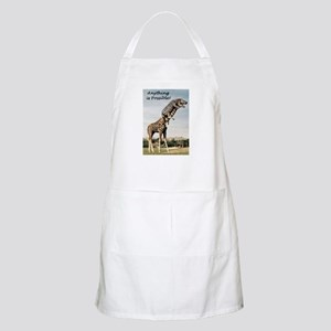 Anything is possible Apron