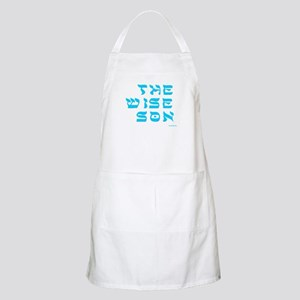 The Wise Son Passover Apron