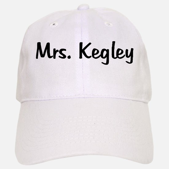 Mrs. Kegley Baseball Baseball Cap