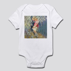 YOU'RE ALL JUST A DECK OF CARDS! Infant Bodysuit