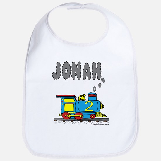 Jonah Train Bib