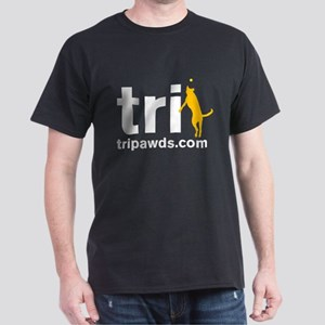 Tri Nation Dark T-Shirt