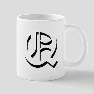 Old English Q Mug