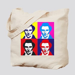 Joseph Smith Pop Art Tote Bag
