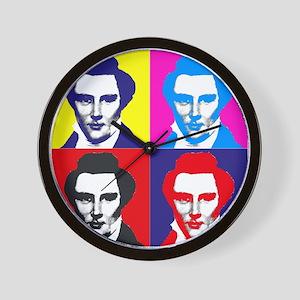 Joseph Smith Pop Art Wall Clock