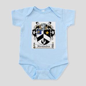 Alexander Coat of Arms Infant Creeper