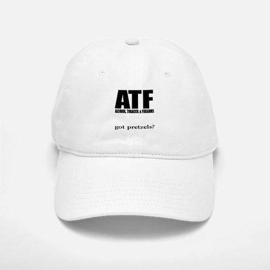 ATF Baseball Baseball Cap