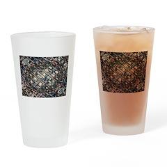 Economic Art Drinking Glass