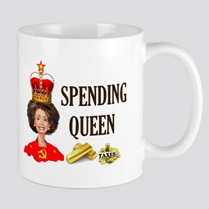QUEEN OF HIGH TAXES Mug