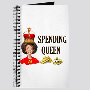 QUEEN OF HIGH TAXES Journal