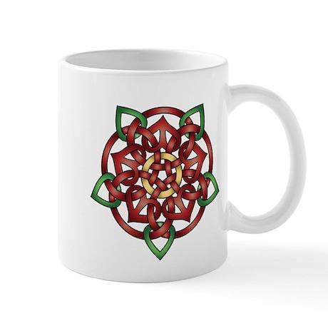 Celtic Rose Mug