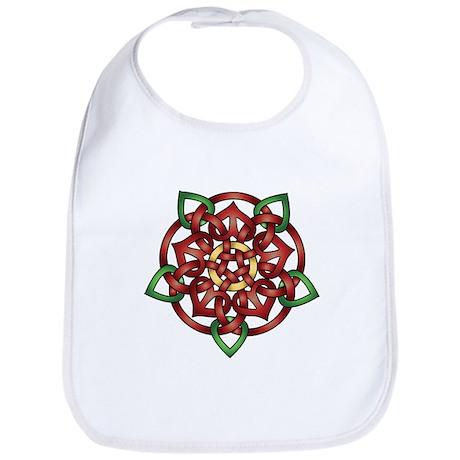 Celtic Rose Bib