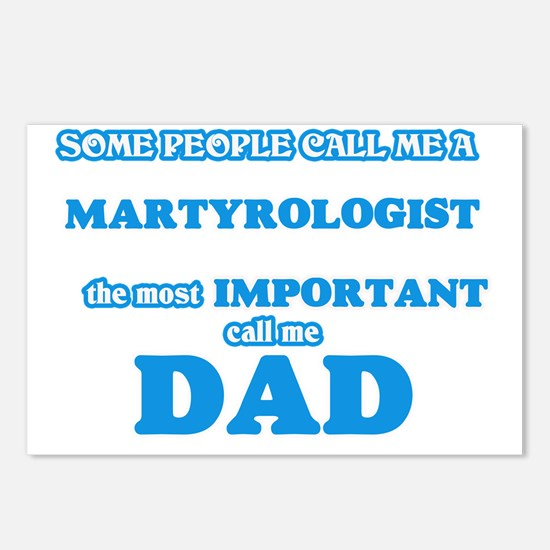 Some call me a Martyrolog Postcards (Package of 8)