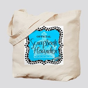 Scrapbook Hoarder Tote Bag
