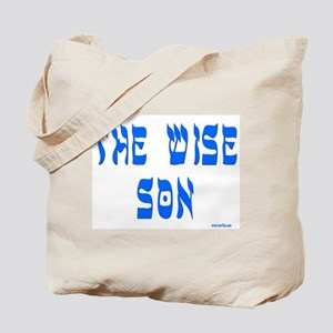 The Wise Son Passover Tote Bag