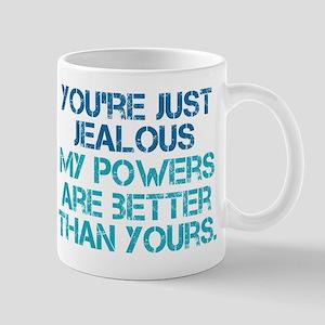 LOST Hurley Powers Quote Mug
