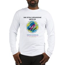 2-WDSDfrWH-corr Long Sleeve T-Shirt