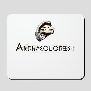 Archaeologist Mousepad