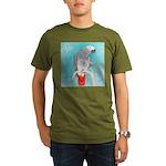 What's This? Organic Men's T-Shirt (dark)