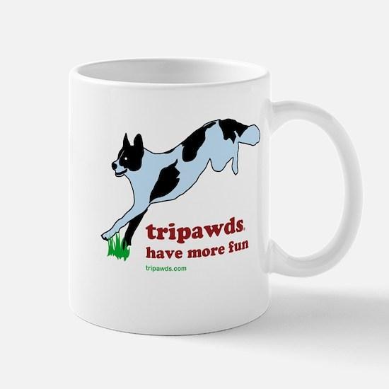 Tripawds Have More Fun Mug