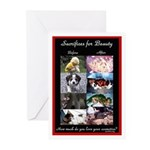 Sacrifices Greeting Cards (Pk of 20)
