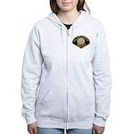 Glendora Police Women's Zip Hoodie