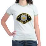 Glendora Police Jr. Ringer T-Shirt