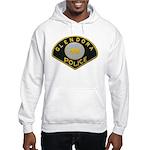 Glendora Police Hooded Sweatshirt