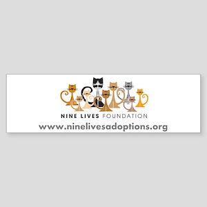 NLF Logo and Website Sticker (Bumper)