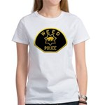 Weed Police Women's T-Shirt