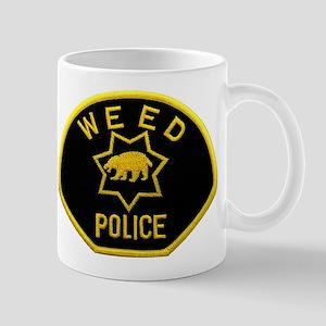 Weed Police Mug