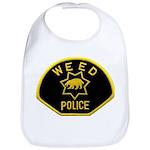 Weed Police Bib
