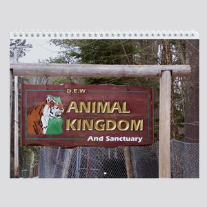 DEW Animal Kingdom 2010 Wall Calendar