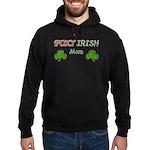 Foxy Irish Mom - 2 Hoodie (dark)