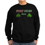 Foxy Irish Mom - 2 Sweatshirt (dark)