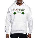 Foxy Irish Mom - 2 Hooded Sweatshirt