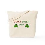 Foxy Irish Mom - 2 Tote Bag