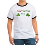 Foxy Irish Mom - 2 Ringer T