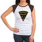Passiac Police Women's Cap Sleeve T-Shirt