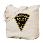 Passiac Police Tote Bag