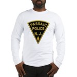 Passiac Police Long Sleeve T-Shirt