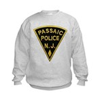 Passiac Police Kids Sweatshirt