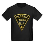 Passiac Police Kids Dark T-Shirt