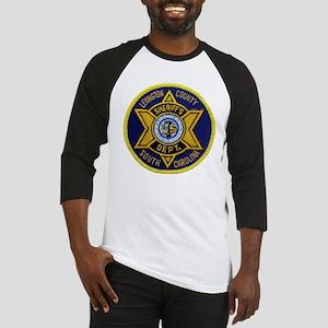 Lexington County Sheriff Baseball Jersey