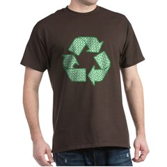 Path to Recycling Dark T-Shirt